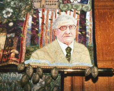 The Threads That Bind Us, David Hockney. By Bradford4life - I took a photo in Bradford City HallPreviously published: No, CC BY-SA 3.0, https://en.wikipedia.org/w/index.php?curid=42371337